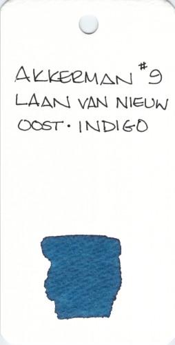 BLUE AKKERMAN LAAN VAN NIEUW OOST INDIGO 09