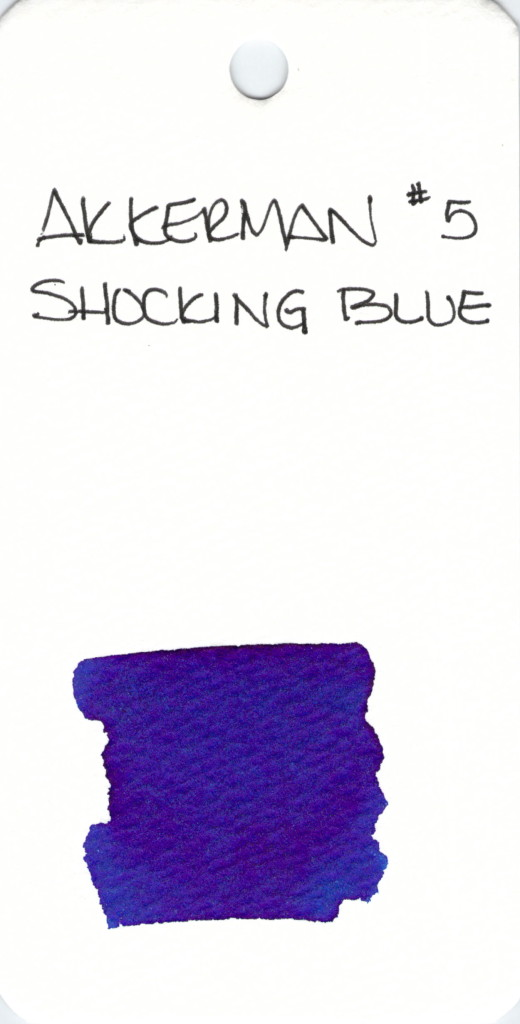 BLUE AKKERMAN SHOCKING BLUE 05