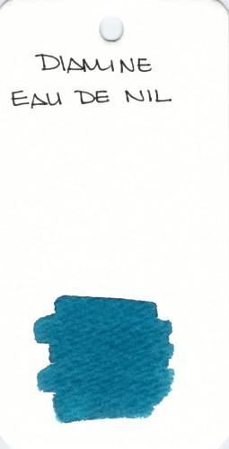 * BLUE DIAMINE EAU DE NIL 021