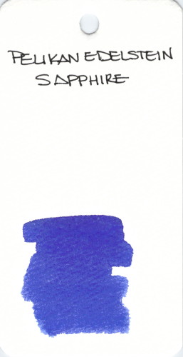 * BLUE PELIKAN SAPPHIRE