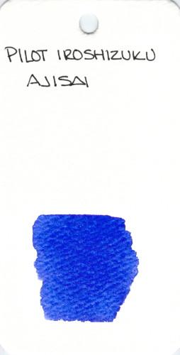 * BLUE PILOT IROSHIZUKU AJISAI