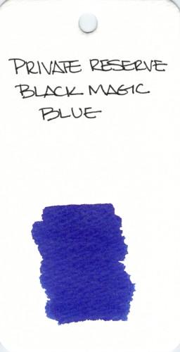 * BLUE PRIVATE RESERVE BLACK MAGIC BLUE