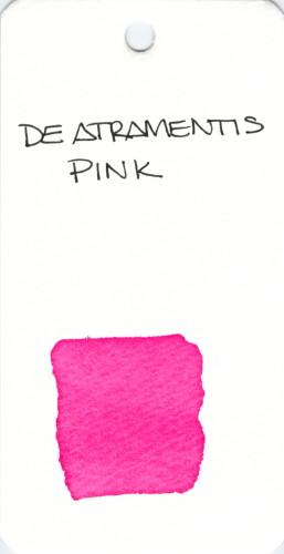 * DE ATRAMENTIS PINK