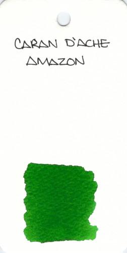 GREEN CARAN DACHE AMAZON