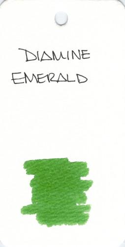 * GREEN DIAMINE EMERALD