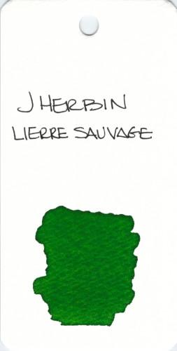 * GREEN J HERBIN LIERRE SAUVAGE