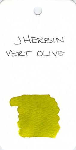 * GREEN J HERBIN VERT OLIVE