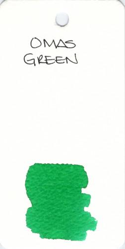 * GREEN OMAS GREEN