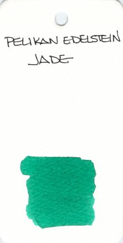 * GREEN PELIKAN JADE
