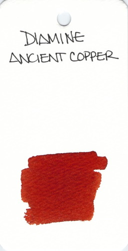 * ORANGE DIAMINE ANCIENT COPPER