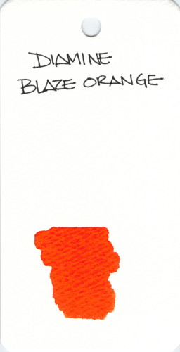 * ORANGE DIAMINE BLAZE ORANGE