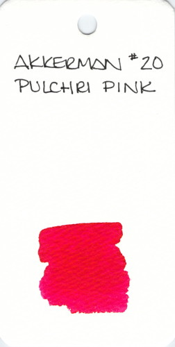 * PINK AKKERMAN PULCHRI PINK 20
