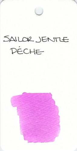 * PINK SAILOR JENTLE PECHE