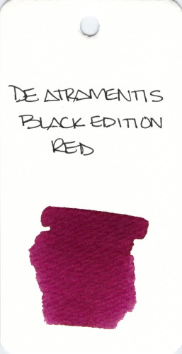 RED DE ATRAMENTIS BLACK EDITION RED