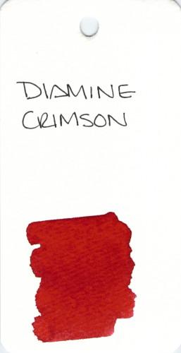 * RED DIAMINE CRIMSON