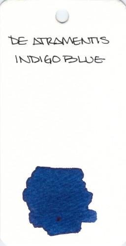 * BLUE DE ATRAMENTIS INDIGO BLUE