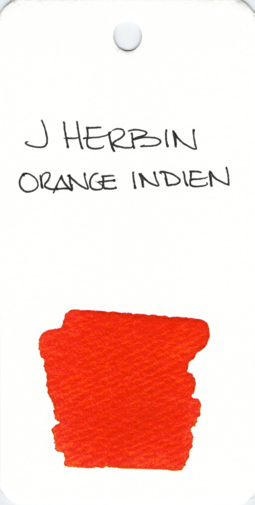 * ORANGE J HERBIN ORANGE INDIEN