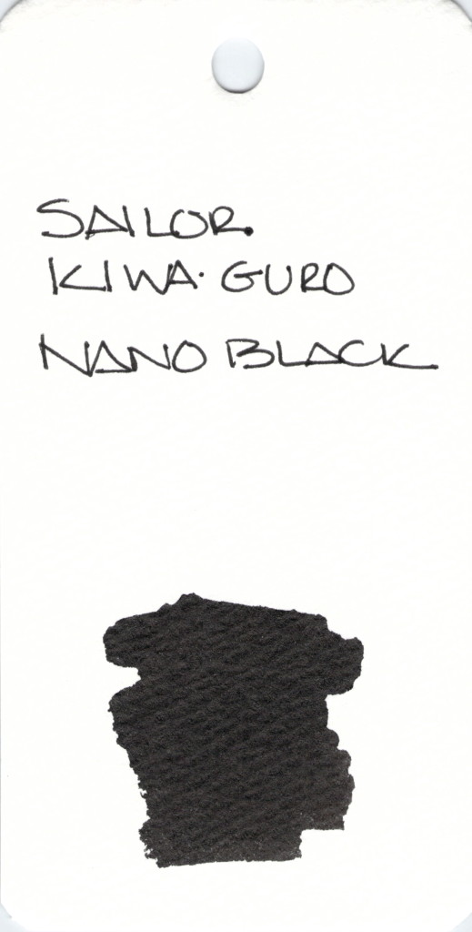 * BLACK SAILOR KIWA GURO NANO BLACK