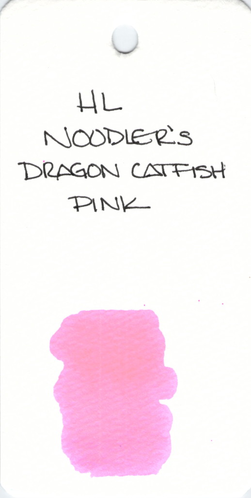 * PINK NOODLERS DRAGON CATFISH PINK