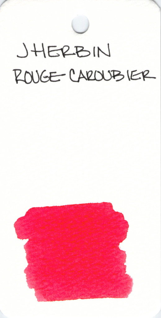 * RED J HERBIN ROUGE CAROUBIER